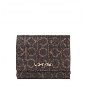 Πορτοφόλι CALVIN KLEIN K60K607173 Καφέ