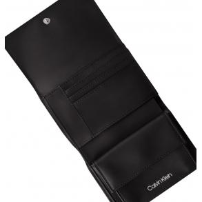 Πορτοφόλι CALVIN KLEIN K60K607181 Μαύρο