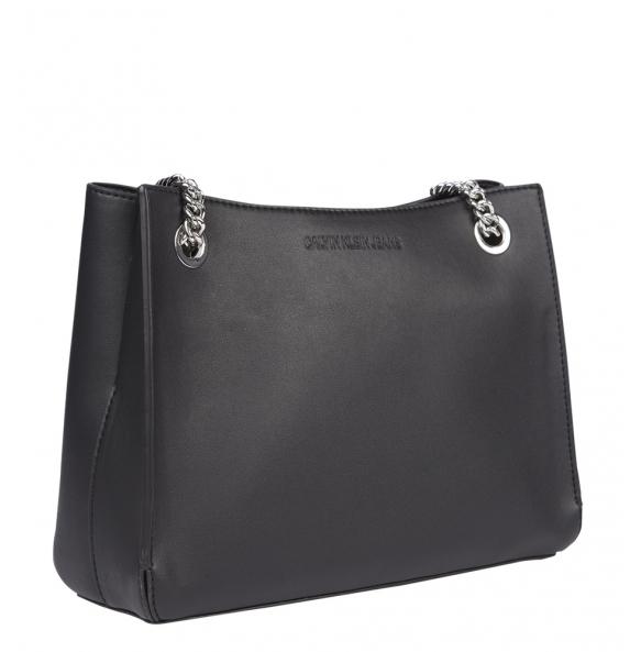 Τσάντα CALVIN KLEIN K60K607831 Μαύρο