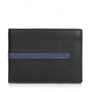 Πορτοφόλι LUXUS 1041-52 Μαύρο