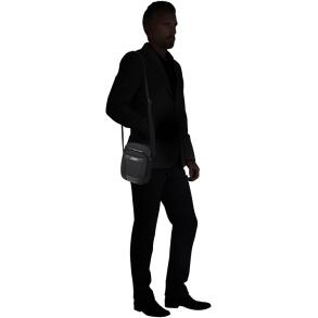 """Τσάντα SAMSONITE Pro-Dlx5 106349 7.9"""" Μαύρο"""