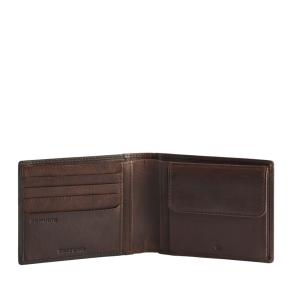 Πορτοφόλι SAMSONITE Oleo Slg 108372 Καφέ