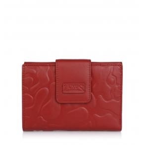 Πορτοφόλι LUXUS 1115-1 Κόκκινο