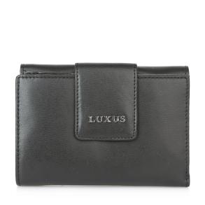 Πορτοφόλι LUXUS 1115  Μαύρο