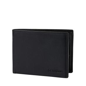 Πορτοφόλι SAMSONITE Success 2 Slg 124012 Μαύρο