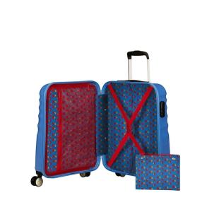 Βαλίτσα καμπίνας AMERICAN TOURISTER 131398-T558 Χιονάτη