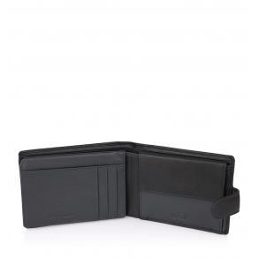 Πορτοφόλι LUXUS 27-52 Μαύρο