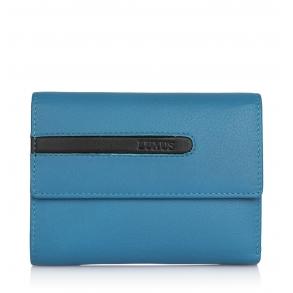 Πορτοφόλι LUXUS 290527-2 Γαλάζιο