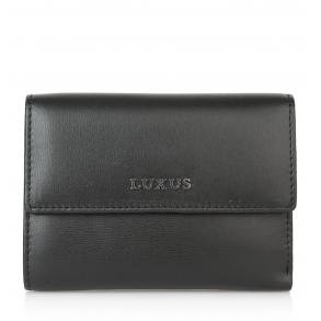 Πορτοφόλι LUXUS 290527 Μαύρο