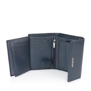 Πορτοφόλι LUXUS 290527 Μπλε