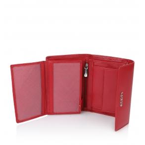 Πορτοφόλι LUXUS 290527 Κόκκινο