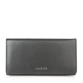 Πορτοφόλι LUXUS 50310 Μαύρο
