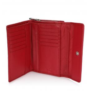 Πορτοφόλι LUXUS 50312 Κόκκινο