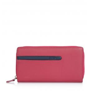 Πορτοφόλι LUXUS 614710-52 Ροζ