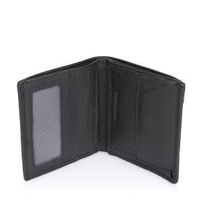 Πορτοφόλι LUXUS 65-53 Μαύρο