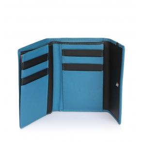 Πορτοφόλι LUXUS 7002-52 Γαλάζιο