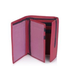 Πορτοφόλι LUXUS 7002-52 Ροζ