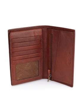 Πορτοφόλι LUXUS 8510 Καφέ