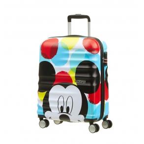 Βαλίτσα καμπίνας AMERICAN TOURISTER Mickey Πολύχρωμη