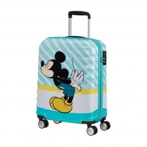 Βαλίτσα καμπίνας AMERICAN TOURISTER 85667-8624 Mickey Blue Kiss