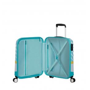 Βαλίτσα καμπίνας AMERICAN TOURISTER Mickey Blue Kiss