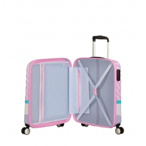 Βαλίτσα καμπίνας AMERICAN TOURISTER 85667-8660 Daisy Pink Kiss
