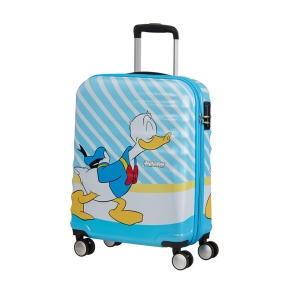 Βαλίτσα καμπίνας AMERICAN TOURISTER Donald Blue Kiss
