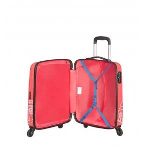 Βαλίτσα καμπίνας AMERICAN TOURISTER Minnie Paris