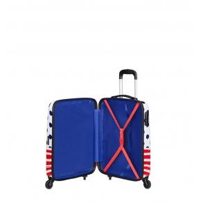 Βαλίτσα καμπίνας AMERICAN TOURISTER 92699-9071 Minnie Blue Dots