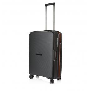 Βαλίτσα σκληρή MARCH BELAIR/60 Μεσαία Μαύρο