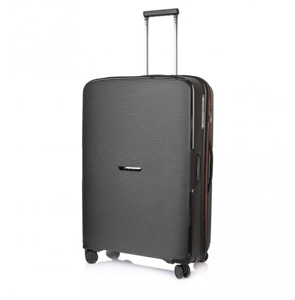 Βαλίτσα σκληρή MARCH BELAIR/70 Μεγάλη Μαύρο