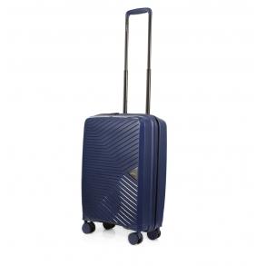 Βαλίτσα καμπίνας σκληρή MARCH GOTTHARD/50 Μπλε