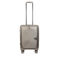 Βαλίτσα καμπίνας σκληρή MARCH GOTTHARD/55 Μπρονζέ