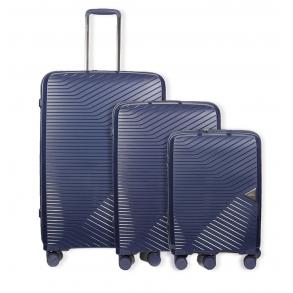Σετ 3 βαλίτσες MARCH GOTTHARD Μπλε