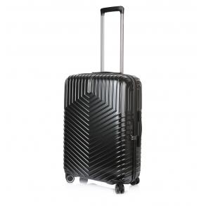 Βαλίτσα σκληρή MARCH LOTUS/60 Μεσαία Μαύρο