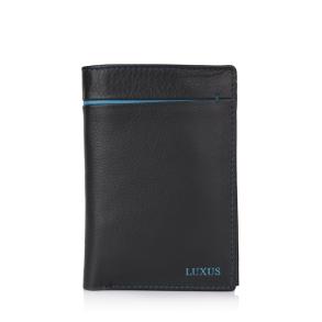 Πορτοφόλι LUXUS LX80024-0 Μαύρο