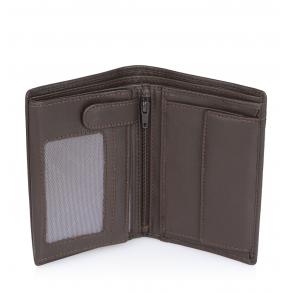 Πορτοφόλι LUXUS LX80024-0 Καφέ
