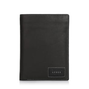 Πορτοφόλι LUXUS LX8322-1 Μαύρο
