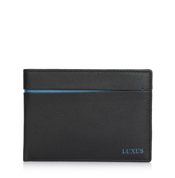 Πορτοφόλι LUXUS LX8334 Μαύρο