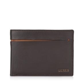 Πορτοφόλι LUXUS LX8334 Καφέ