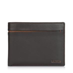 Πορτοφόλι LUXUS LX8335 Καφέ