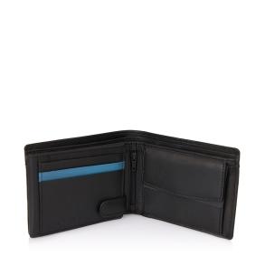 Πορτοφόλι LUXUS LX8336 Μαύρο