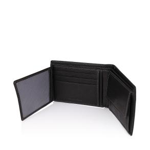 Πορτοφόλι LUXUS LX8355-1 Μαύρο