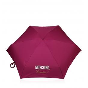 Ομπρέλα MOSCHINO 8014 Φούξια Χειροκίνητη