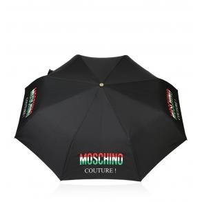 Ομπρέλα MOSCHINO 8015 Openclose Μαύρο Αυτόματη