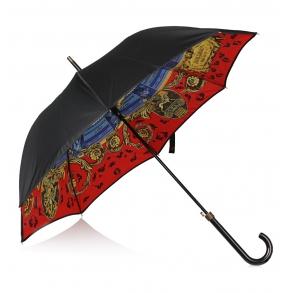 Ομπρέλα MOSCHINO 8019 Μαύρο Αυτόματη
