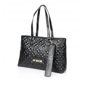 Τσάντα LOVE MOSCHINO 4001 Μαύρο
