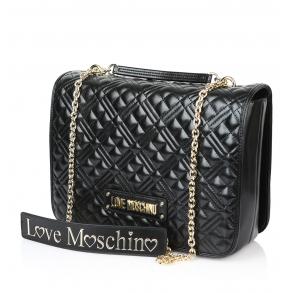 Τσάντα LOVE MOSCHINO 4003 Μαύρο