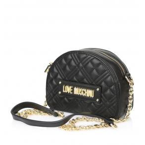 Τσάντα LOVE MOSCHINO 4004 Μαύρο Καπιτονέ