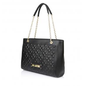 Τσάντα LOVE MOSCHINO 4006 Μαύρο Καπιτονέ